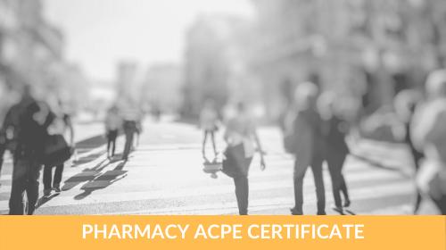 ACPE 20-Credit Certificate Course Bundle