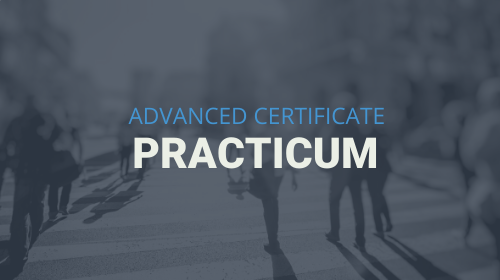 Advanced Certificate: Addiction / Substance Use Disorder with an Opioid Specialization