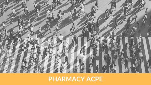 Opioid Public Health Crisis (OPHC) — ACPE 3.0 CE Credits
