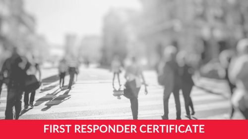 First Responder 20-Credit Certificate Course Bundle