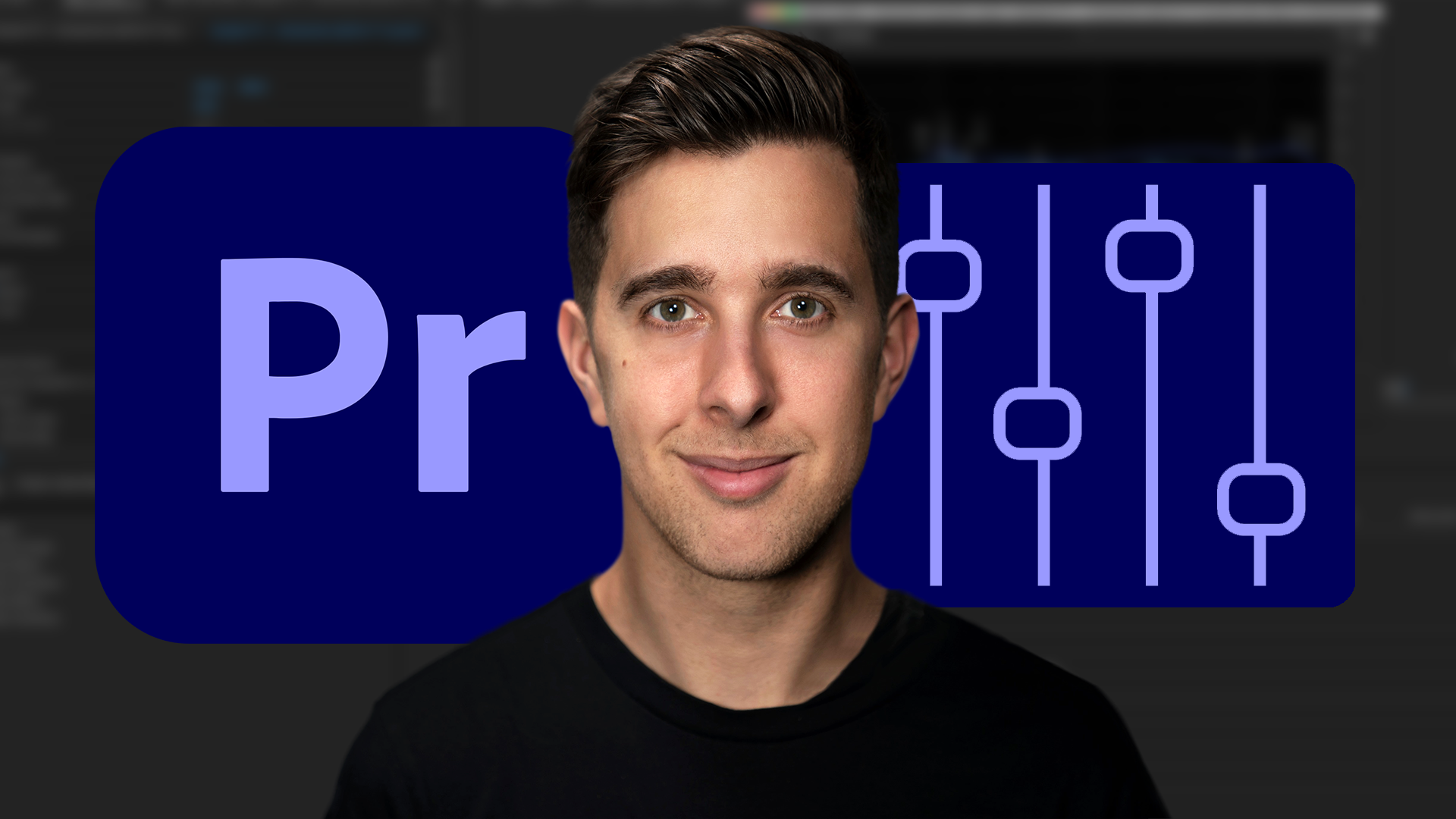 Audio Mixing and Processing Voice in Adobe Premiere Pro