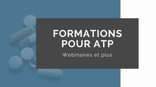 Formation pour ATP