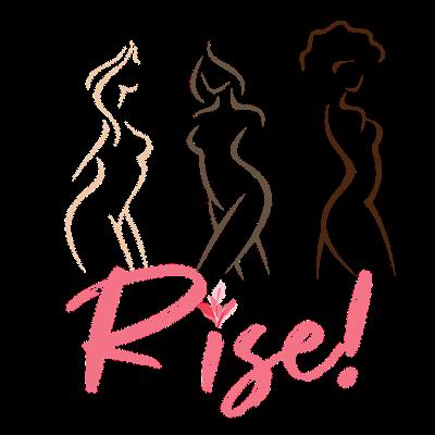 Logo for RISE!