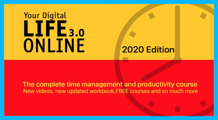 Your Digital Life 2.0 is now 3.0!