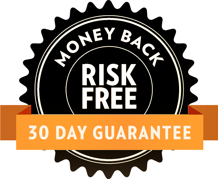 money back 30 day guarantee