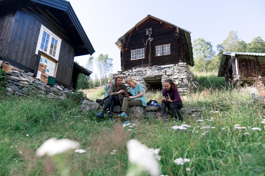Fotoworkshop i Nundalen
