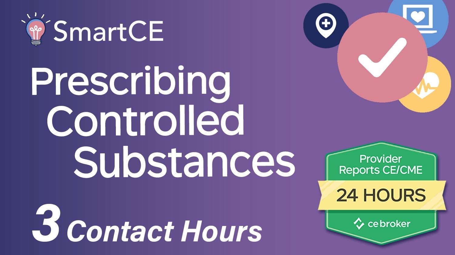 Prescribing Controlled Substances And Drug Diversion, Best Practices - 3 Contact Hours /20-660989