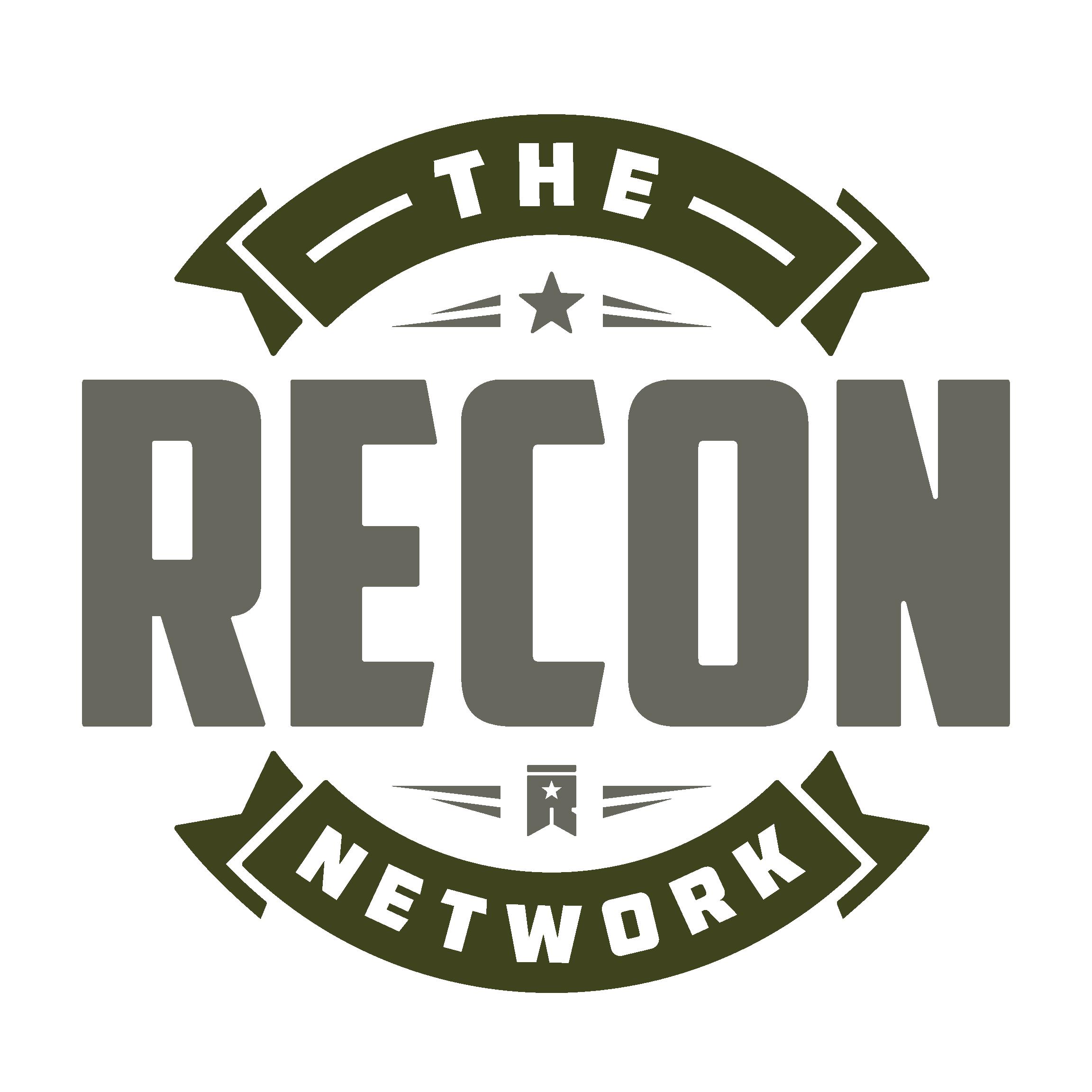 The RECON Network logo