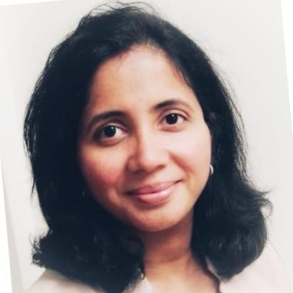 Aruna Shah, Sheffield, IT Specialist