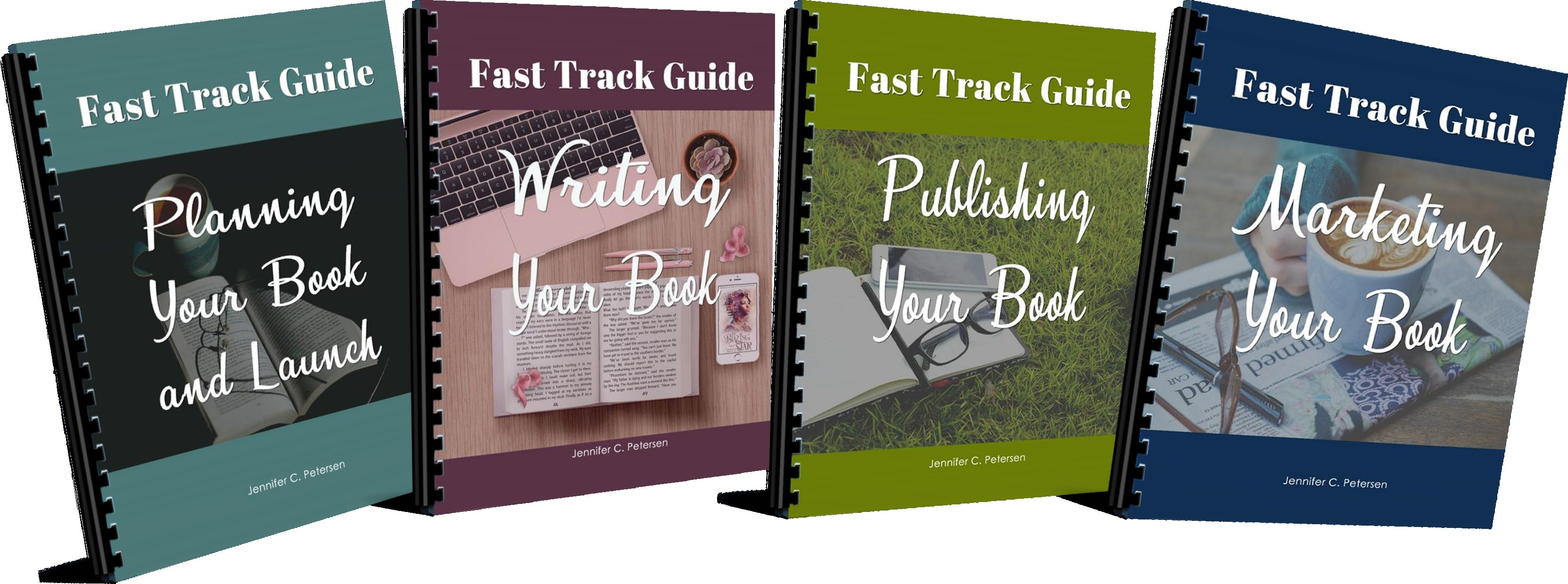 Fast Track Guide to Writing Your Best Selling Book
