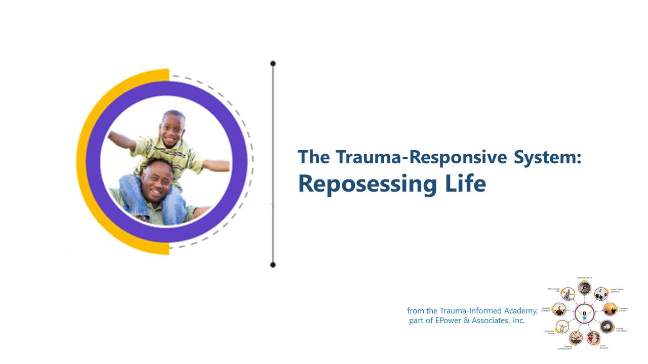 TRS: Repossessing Life
