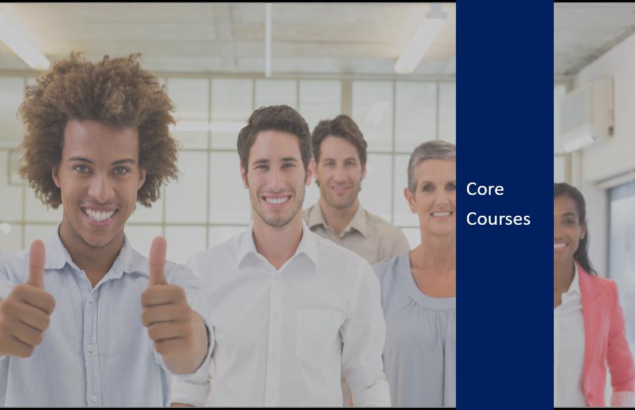 Trauma-Informed Care: the Core Courses