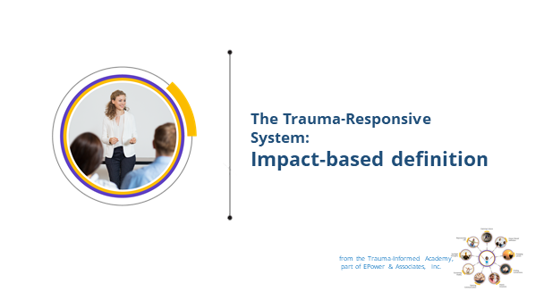 TRS: Impact-based definition