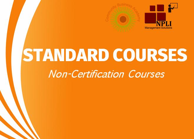 Standard Courses