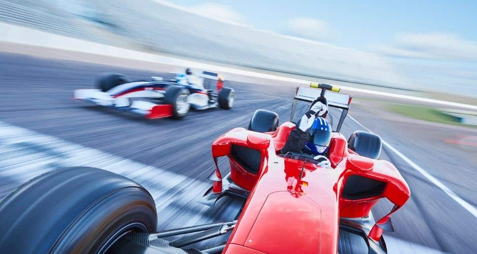 pivot your business like a racecar