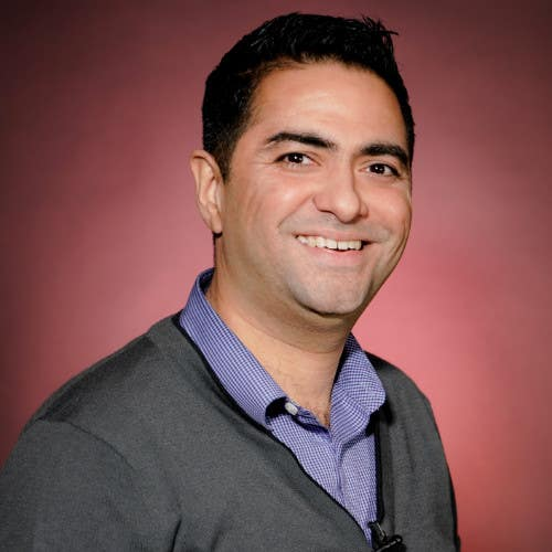 Mahesh Thakur, VP of Product, GoDaddy