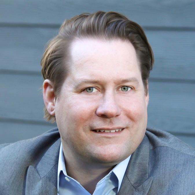 Jason Dempsey, sales representative, Chicago, IL
