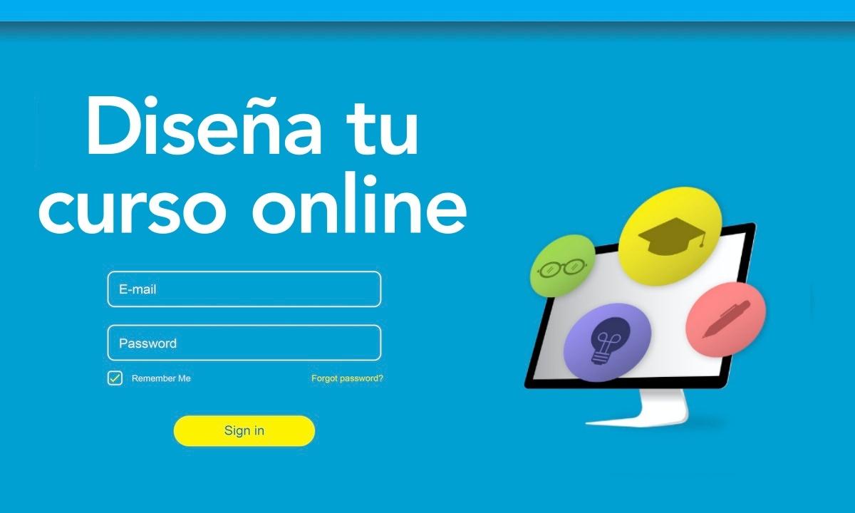 Diseña tu Curso Online