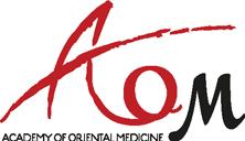 Academy Of Oriental Medicine Online Logo