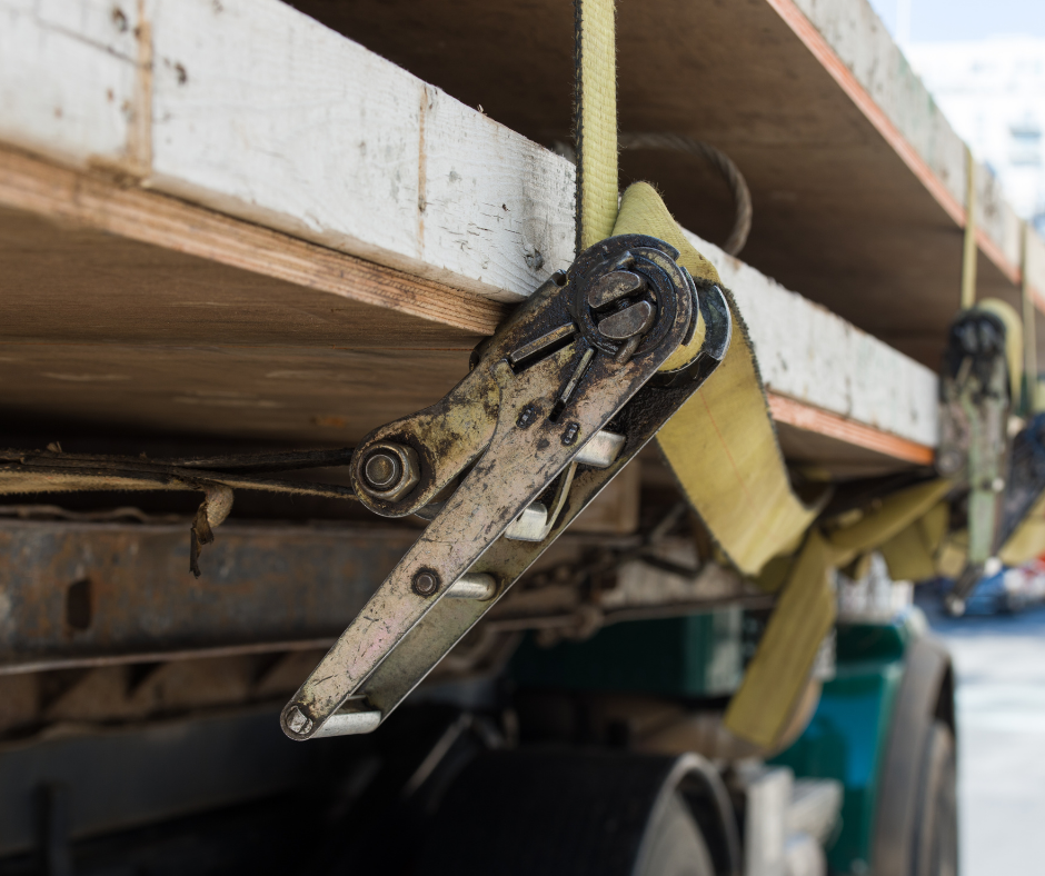 Understand how to secure your load safely