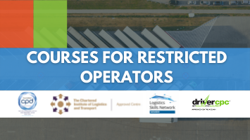 Courses for Restricted Operators