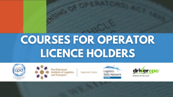 Courses for Operator Licence Holders