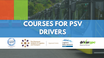 Course for PSV Drivers