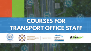 Courses for Transport Office Staff