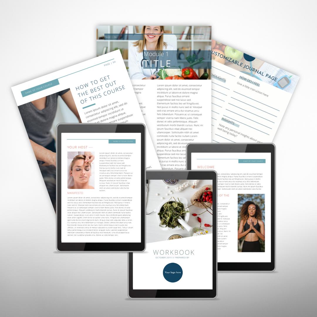 Wellness Course Workbook