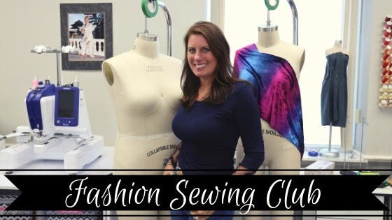 Fashion Sewing Club