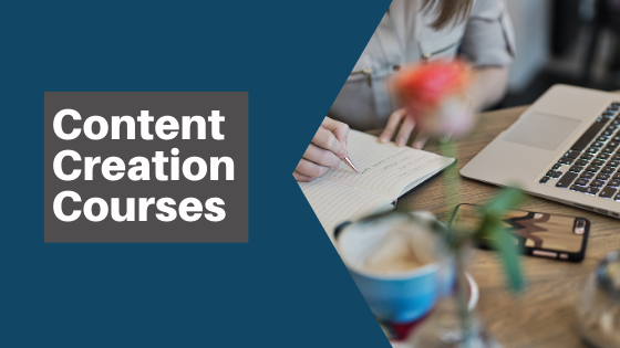 Content Creation Courses