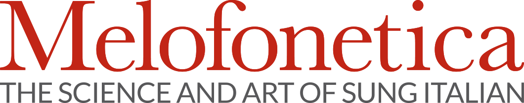 Melofonetica logo and link to homepage