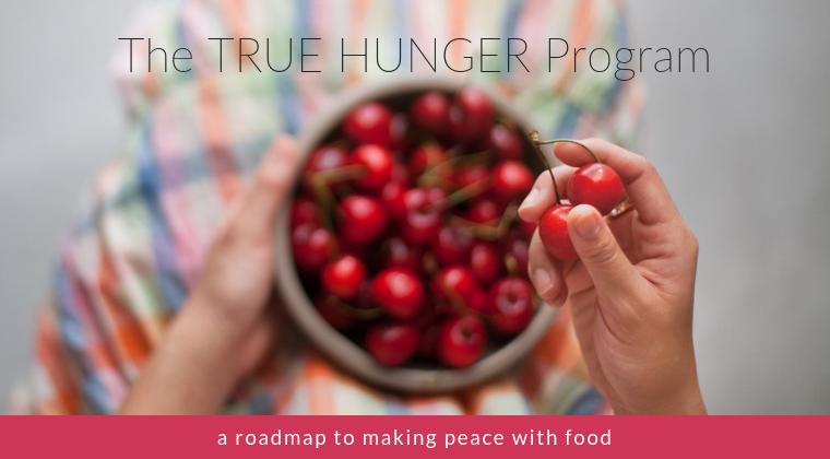 The TRUE HUNGER Program