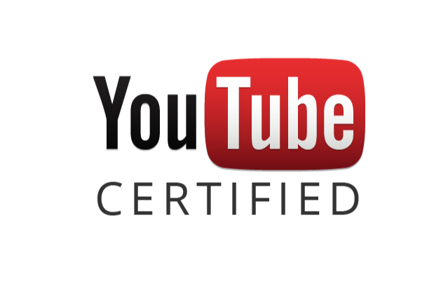 YouTube Certified
