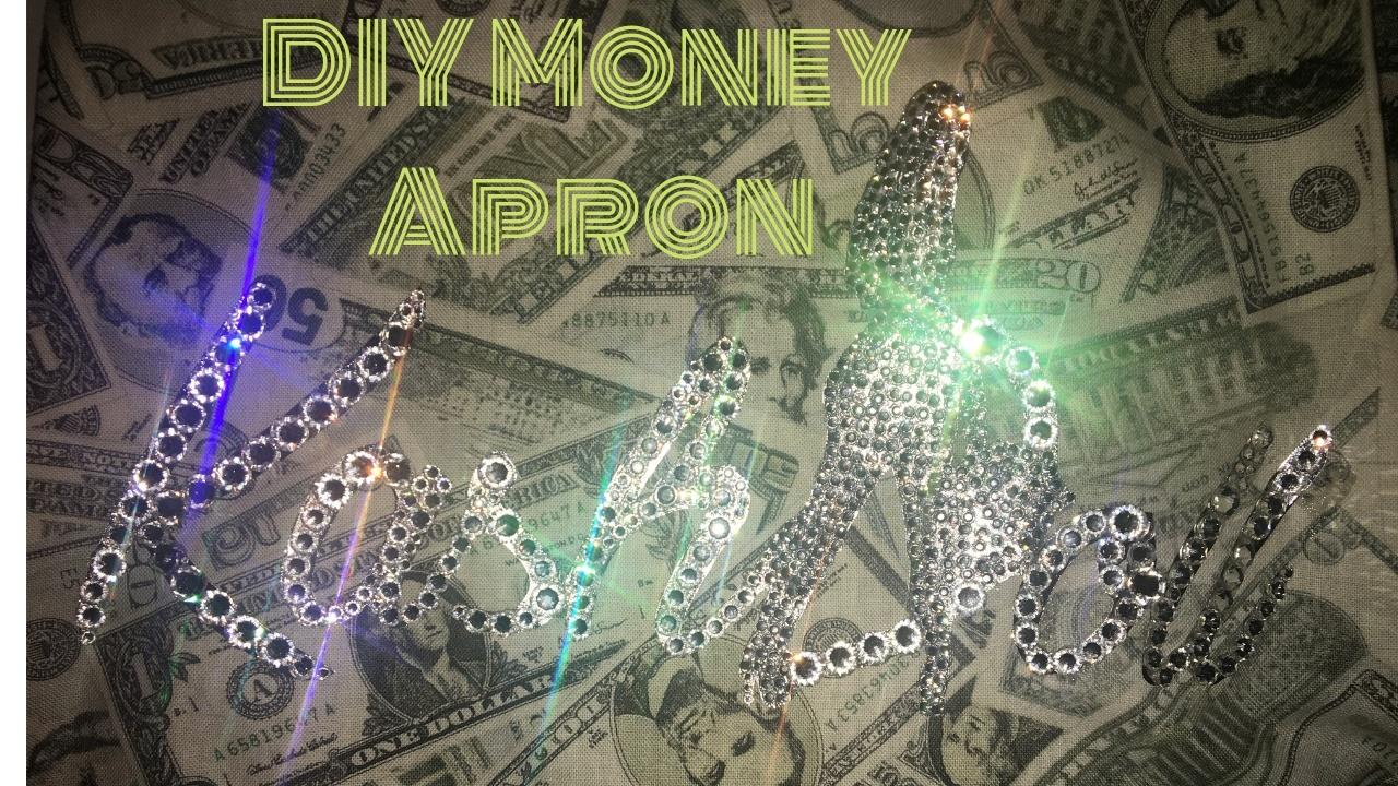 Swarovski Money Apron