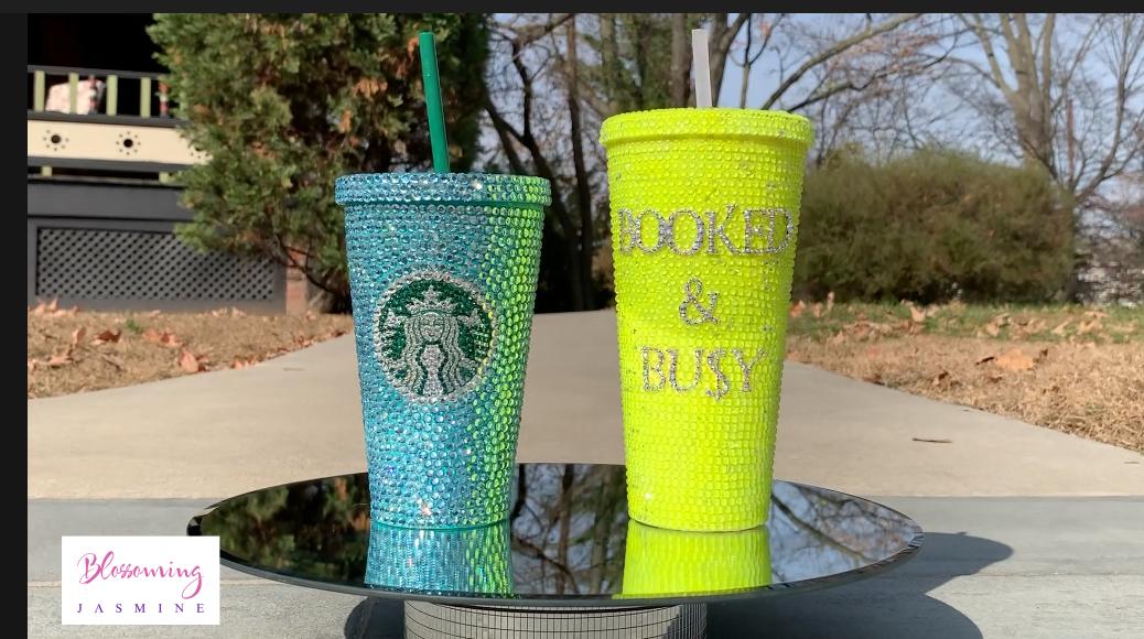 Swarovski Starbucks Cup