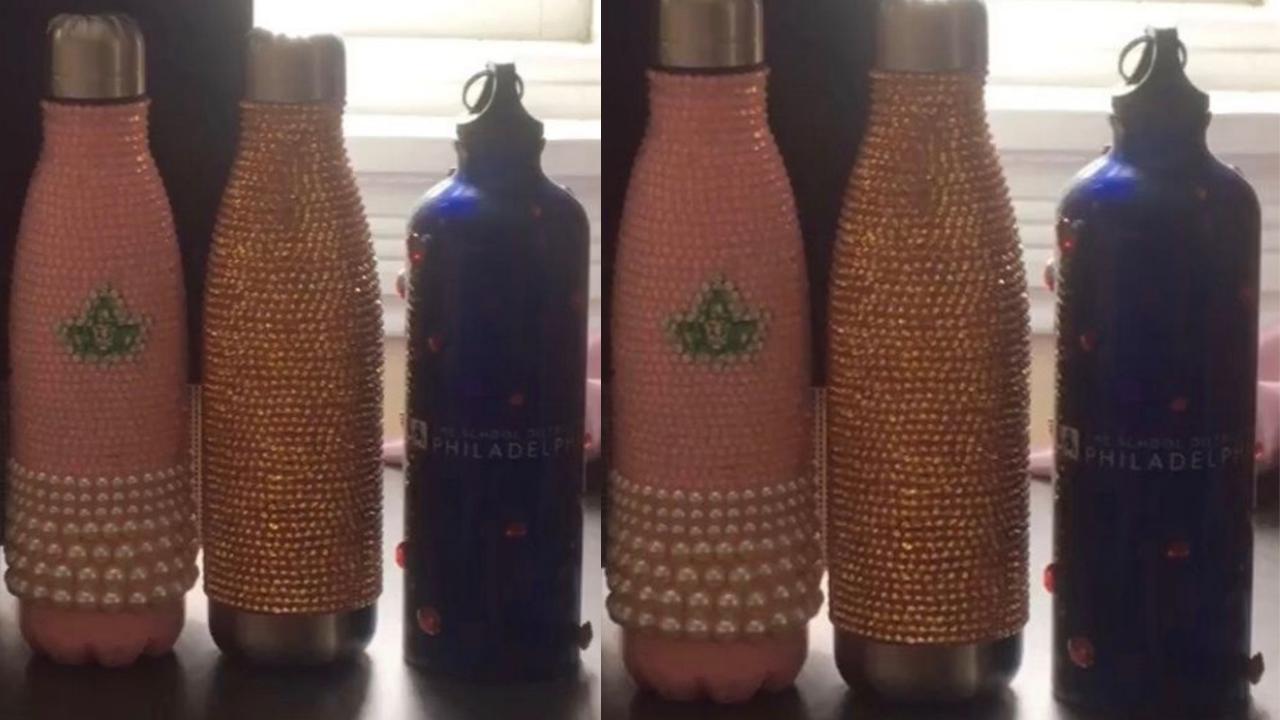 Swarovski Swell Bottle