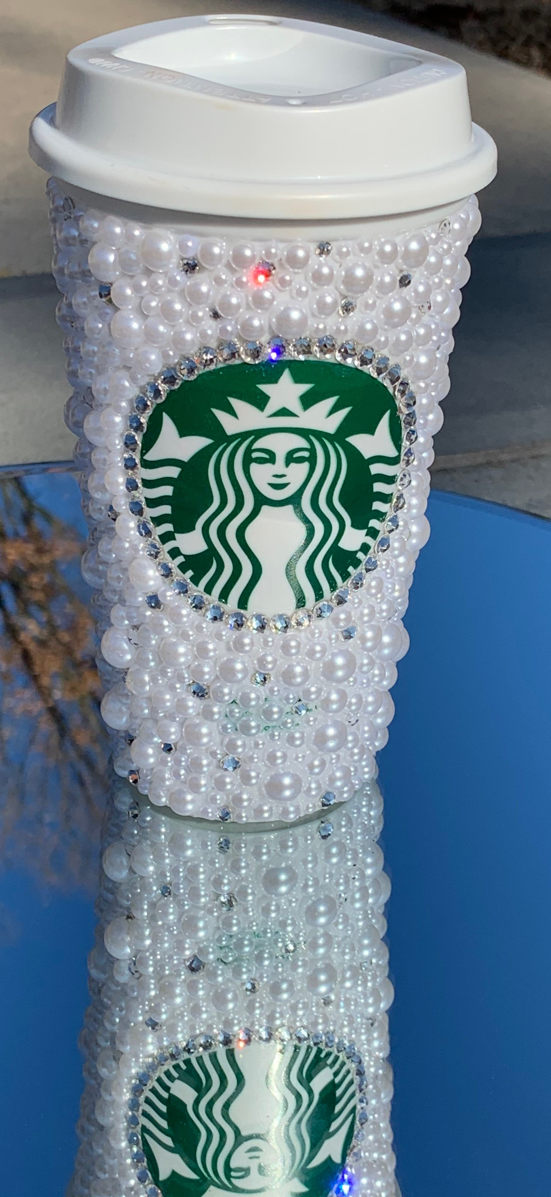 This introductory class will provide you with simple and easy ways to create DIY (do it yourself) crystallized Starbucks Cup that have a professional finish.