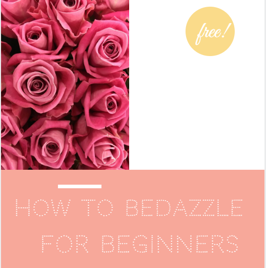 How to Bedazzle for Beginners