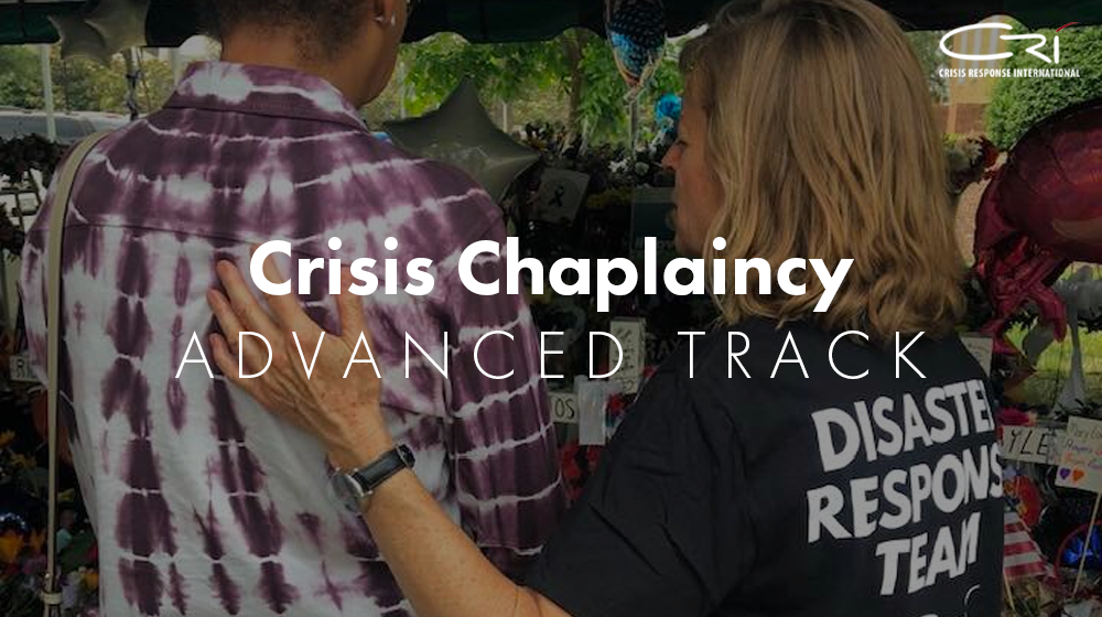 Advanced Crisis Chaplaincy