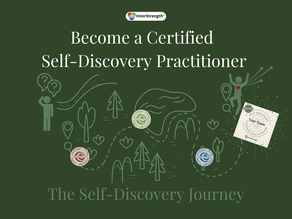 Certified Self-Discovery Practitioner Journey