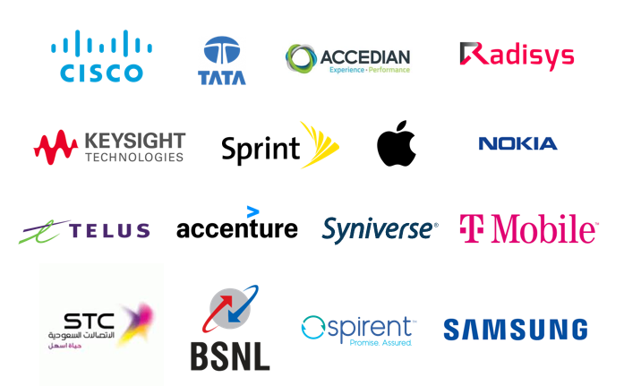 Trusted by leading companies