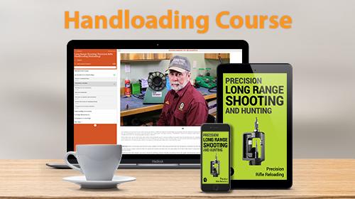 Long Range Shooting: Precision Rifle Handloading (Reloading)