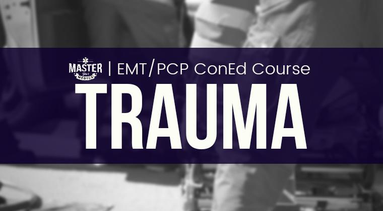Basic Trauma Course [CE]