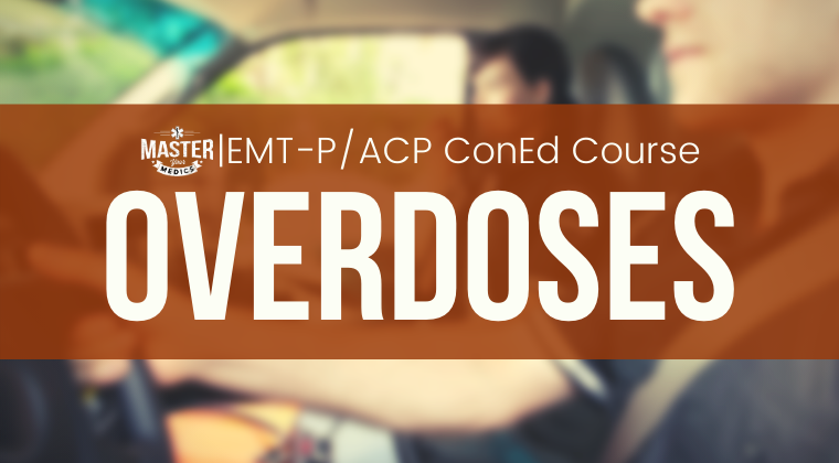 Advanced Overdoses Course [CE]