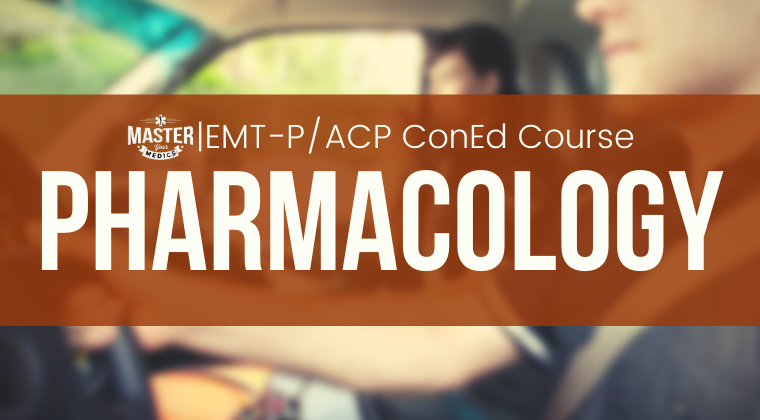 Advanced Pharmacology Course [CE]