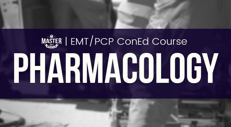 Basic Pharmacology Course [CE]