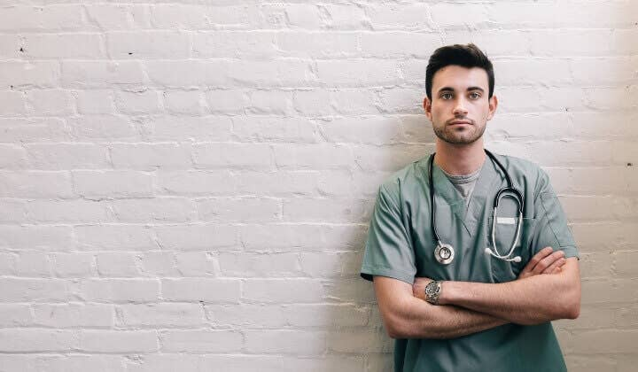 From Applicant to Doctor