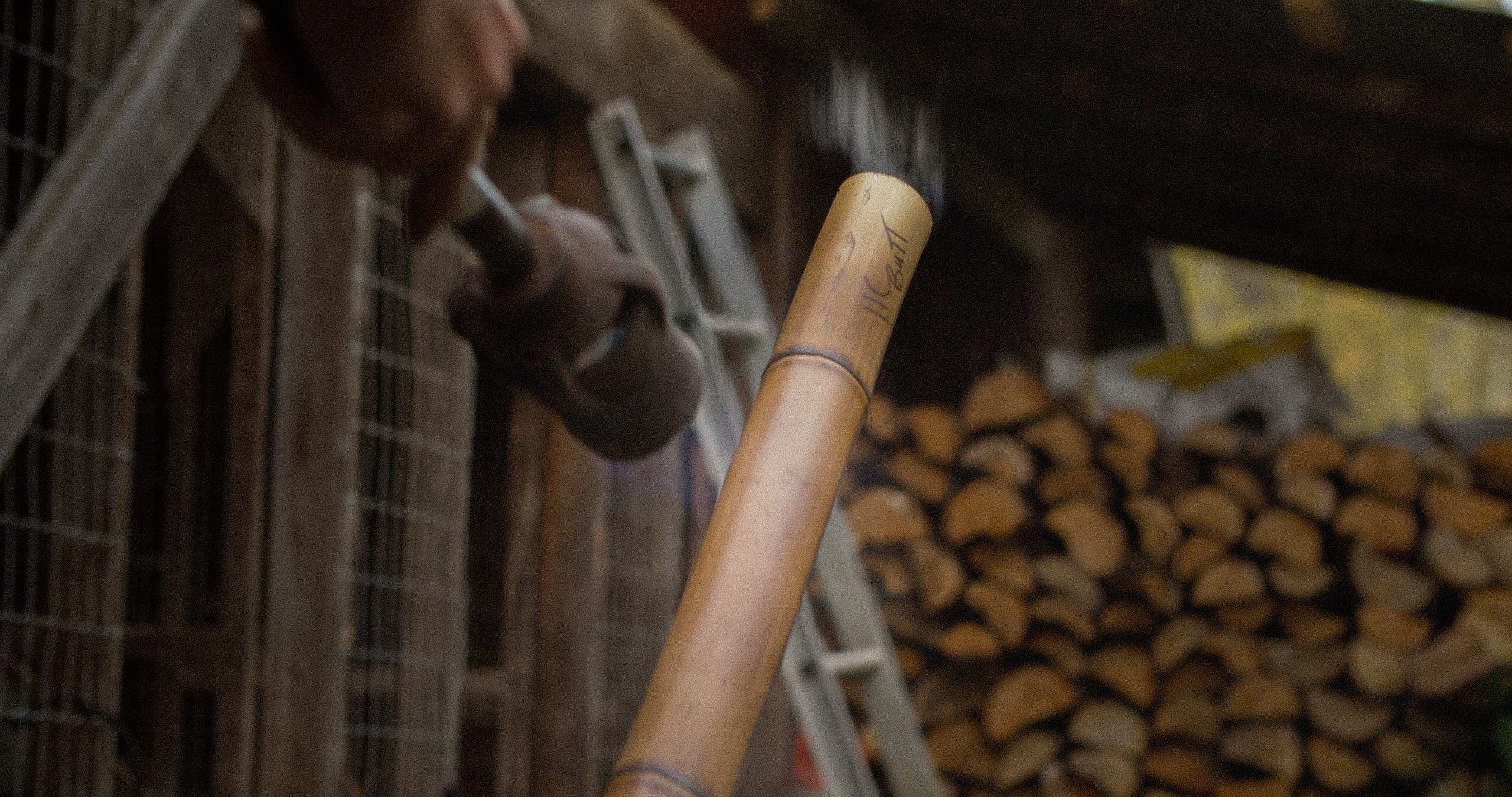 Building a bamboo fly rod is no easy task.