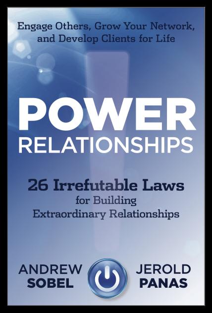 power relationships andrew sobel